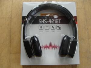Im Test: Der Bluetooth Kopfhörer SHS-421BT von Fantec