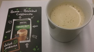 Nescafe Coffee Shop Special hazelnut